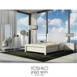 חדר שינה זוגי קומפלט ומפואר דגם VALENTINO